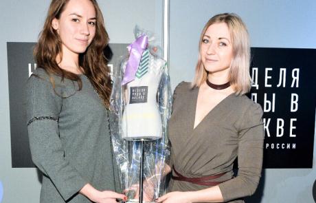 Неделя Моды в Москве и презентация компании Royal Dress Forms